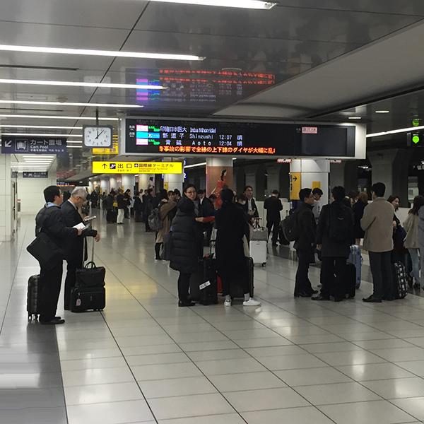 東京自由行羽田機場進東京市區10