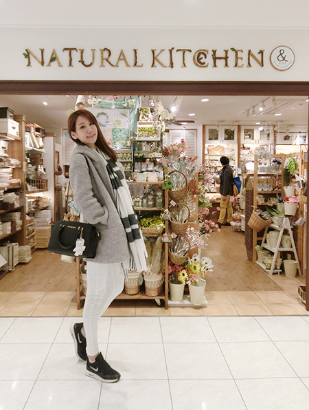 凱莉王東京自由行冬季穿搭23