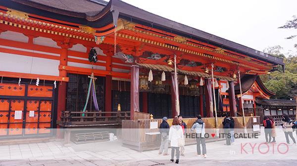 京都清水寺和服一日遊-祇園八坂神正殿