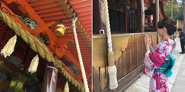 京都清水寺和服一日遊-祇園八坂神正殿02