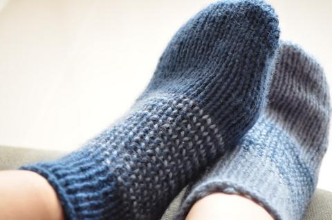襪子 手編