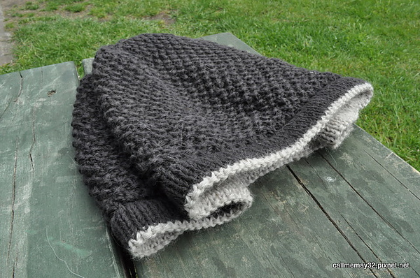 鐵灰 美麗諾羊毛線