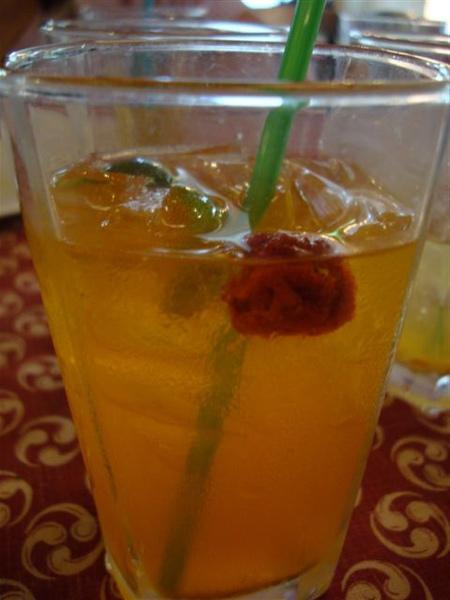 金桔檸檬梅子