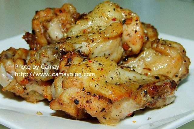 香料烤雞腿-2
