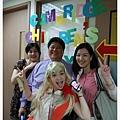 Christina, Arthur, Su-wei & Ms. Star (Irene)