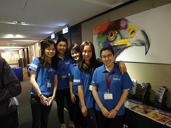 華泰文化工作團隊