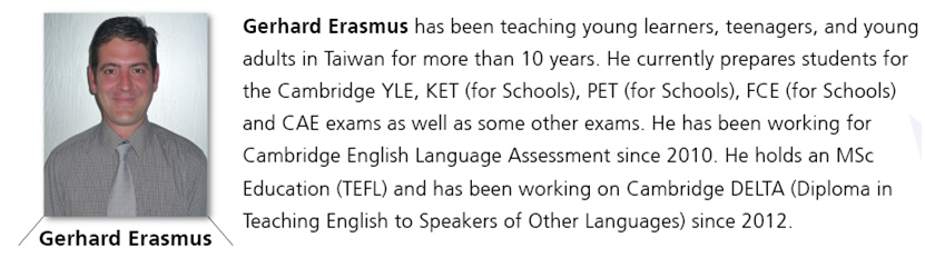 CETW 2015 teacher