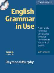 English Grammar in Use Edition with answers and CD-ROM