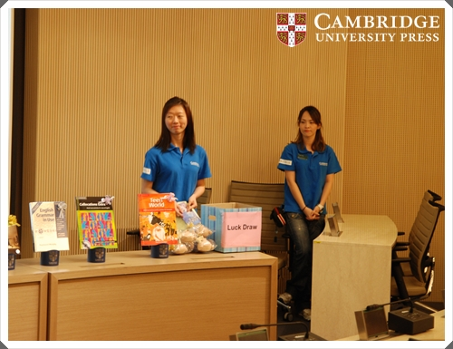 (左-右) Cambridge Christine, Irene
