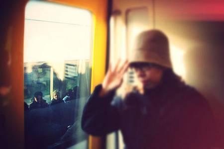 往哥本哈根中央車站
