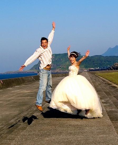 #25耶!我們結婚了