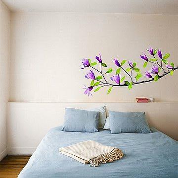 巴黎藝術壁貼─木蘭Magnolia.jpg