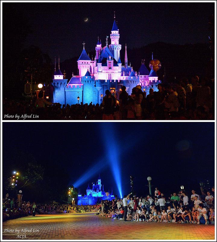 香港迪士尼樂園-2