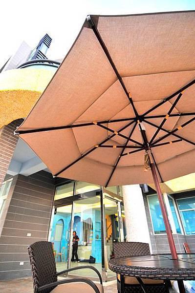 休憩大陽傘.JPG