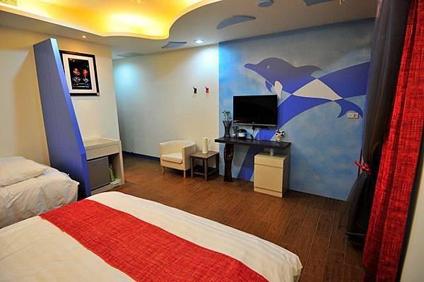 海豚3人房.JPG