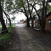 顏氏牧場入口處