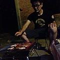 焚火台BBQ