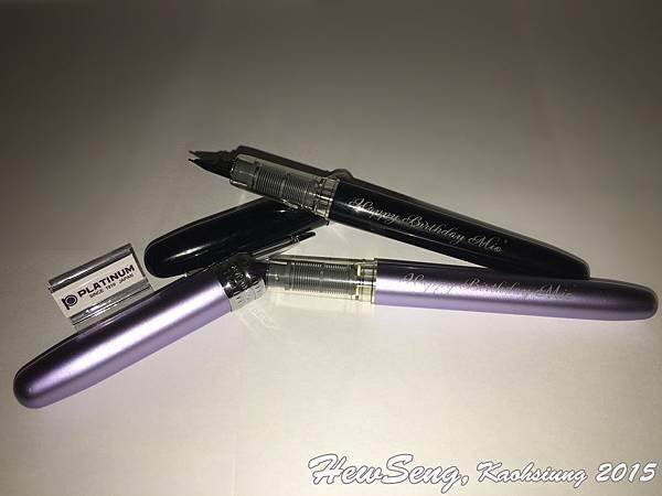 雷射雕刻-贈品鋼筆