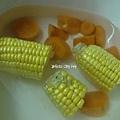 [ 港式煲湯 ] 干貝玉米雞骨湯