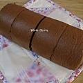 香濃咖啡巧克力卷蛋糕