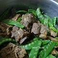 豆莢滷珍豬排
