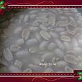 花生湯 vs 紫米芝麻湯圓