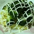 青花菜&玉米筍沙拉
