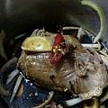 洋蔥辣椒香滷牛腱