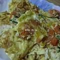三色蔬菜炒蛋