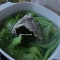 [ 港式煲湯 ] 蜜棗芥菜雞骨湯