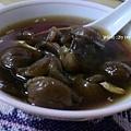 桂圓薑母茶湯