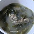 [ 港式煲湯 ]薑絲海帶排骨湯
