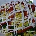 色彩繽紛的~蔬菜沙拉