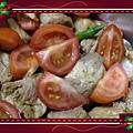 蕃茄香滷豬小排
