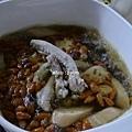 桂圓杞子蓮藕湯