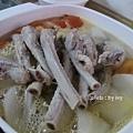[ 港式煲湯 ] 洋蔥甘筍蘿蔔豬骨湯