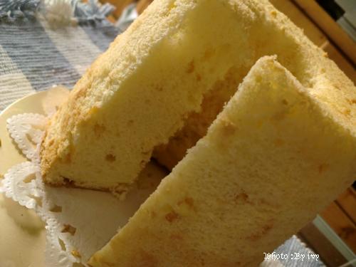 [ 試吃 ]~ 美食派對--貴族手工高帽子橙香戚風 & 冰淇淋乳酪磚(三種口味)