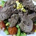 香滷牛肉沙拉