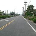 依舊是稻田+住宅的路段,不過已經看到高鐵的影子