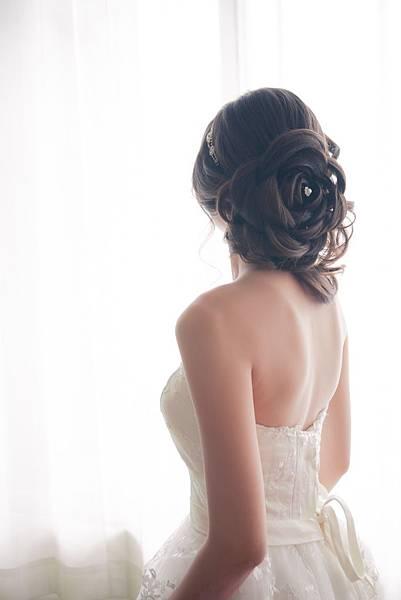 新娘髮型推薦