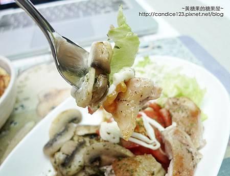 香煎雞肉溫沙拉
