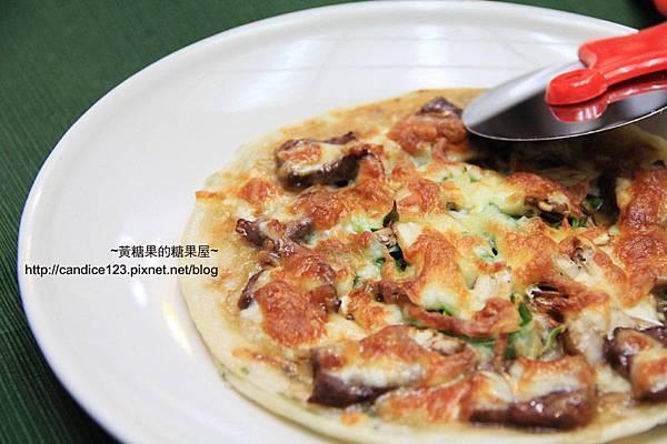蔥油餅蔥爆牛肉pizza (11)