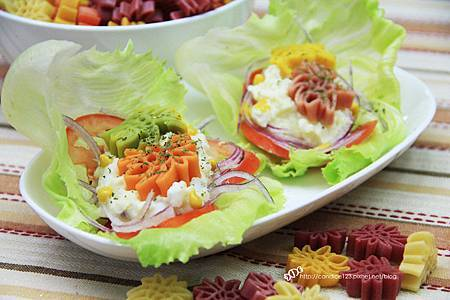 洋芋蔬菜沙拉8