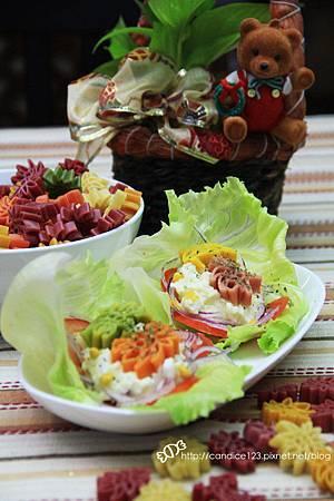 洋芋蔬菜沙拉10