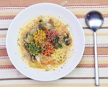 蕃茄蔬菜羅宋湯4
