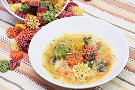 蕃茄蔬菜羅宋湯8