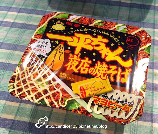 日本好強泡麵