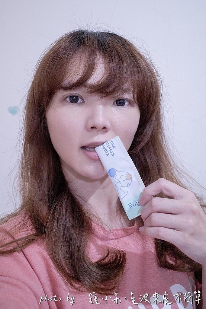 膠原蛋白推薦|Ruijia露奇亞賽洛美潤感膠原蛋白粉,沒有難聞腥味好入口,輕鬆養出好氣色