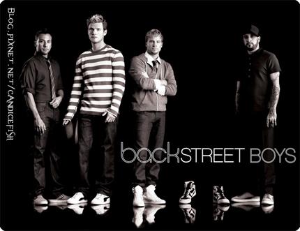 十年有成-Backstreet Boys