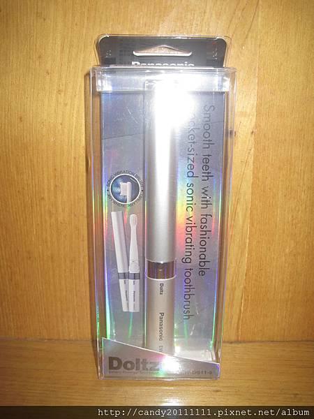 Panasonic兒童用電動牙刷
